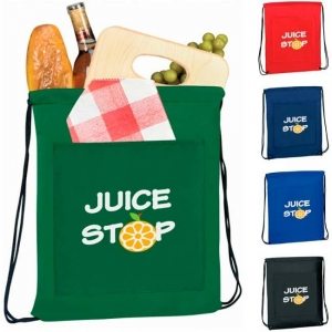 Wholesale Koozie(R) Drawstring Backpack Kooler-[NW-91201]