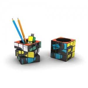 Wholesale Rubik`s Pen Pot