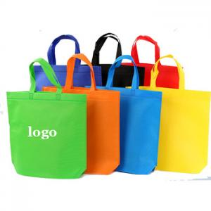 Recycled New Design Promotion of non-woven advertising bags