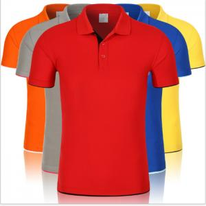 OEM Custom Latest Polo Shirt For Men Cheap Colorful 100% Cotton Polo Shirt